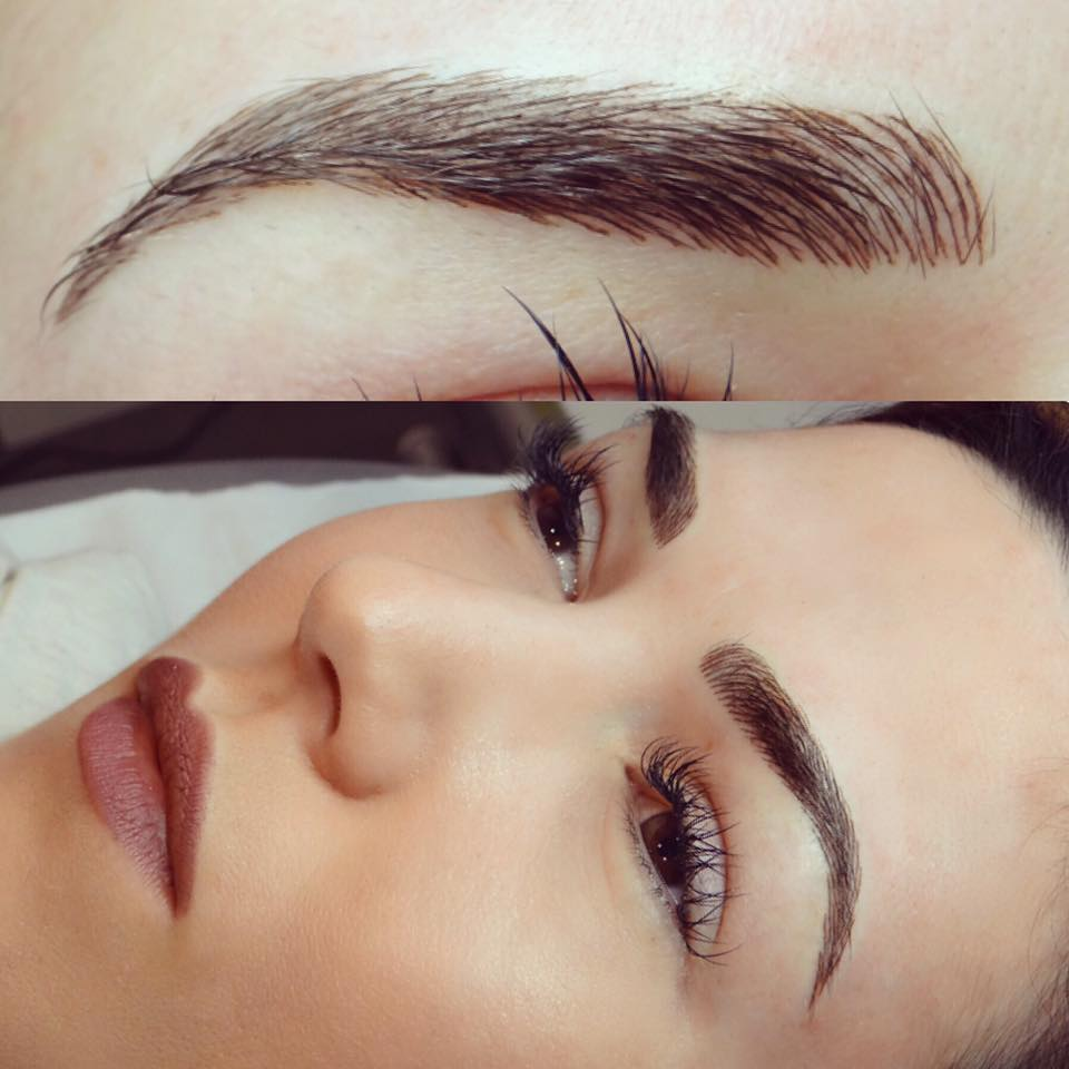 Microblading: How Celebrities Get Perfect Brows (And You ...
