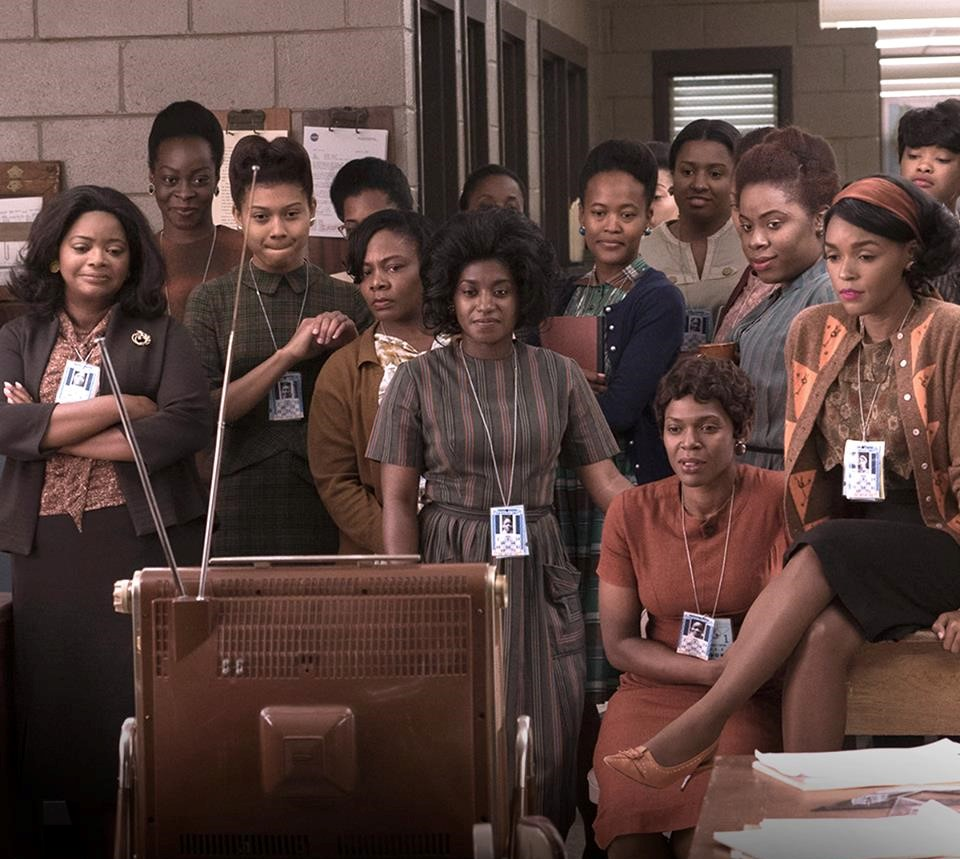 """Hidden Figures"" won the SAG award for Outstanding Ensemble in a Motion Picture."