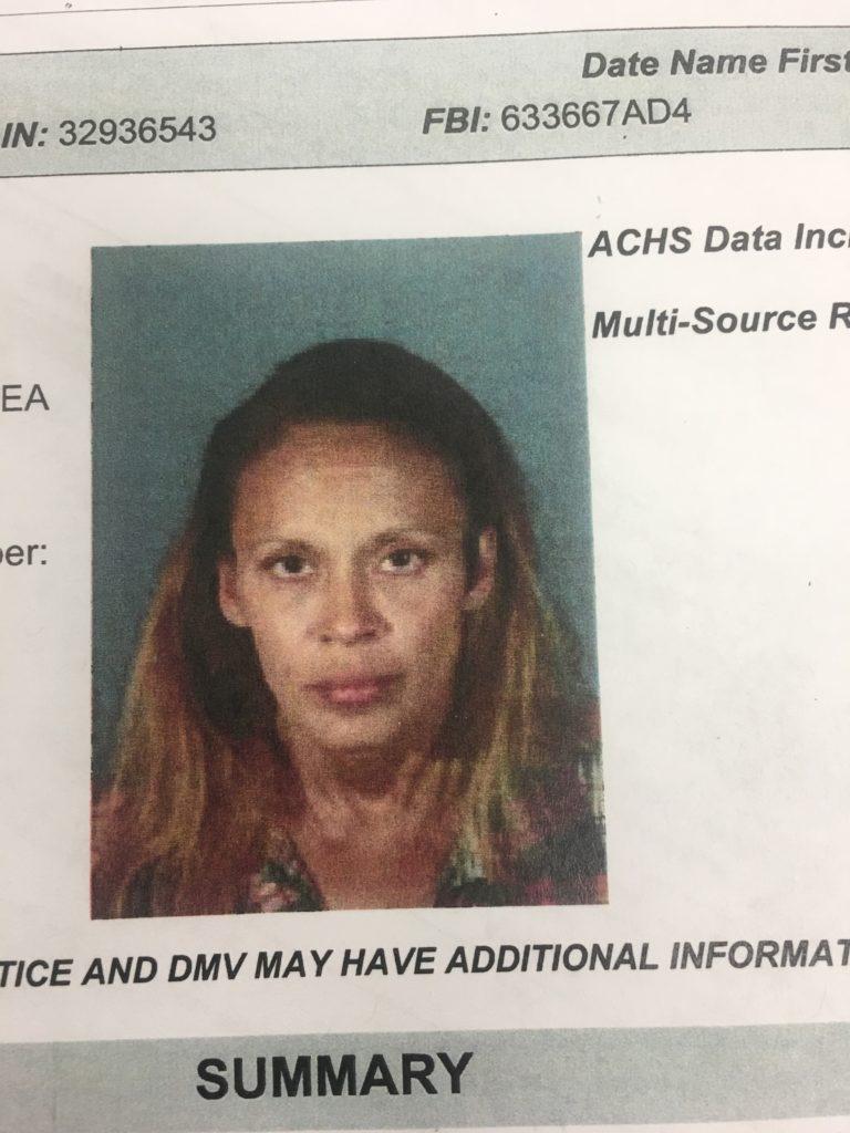 Suspect: Nisha Burnett