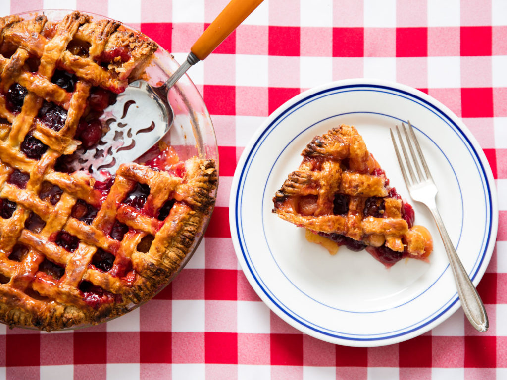 Cherry Pie, from Serious Eats
