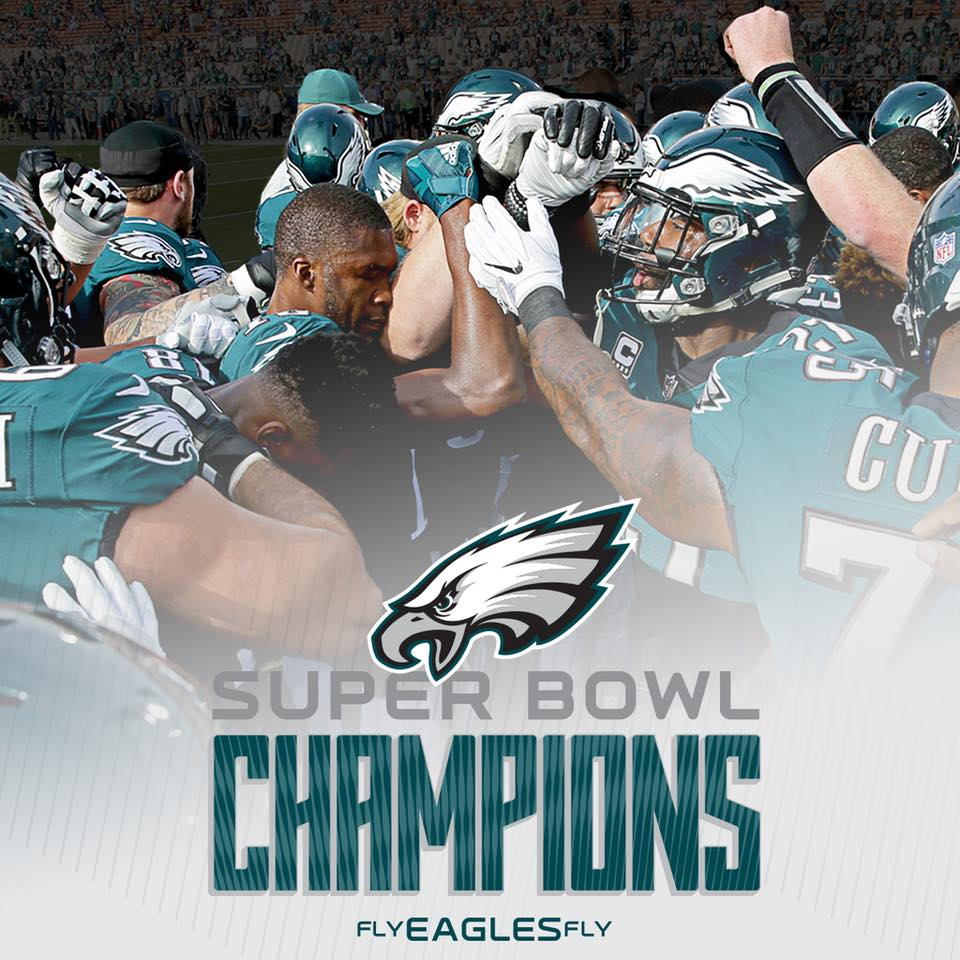 Philadelphia Eagles Triumphant In Super Bowl Lii Canyon News