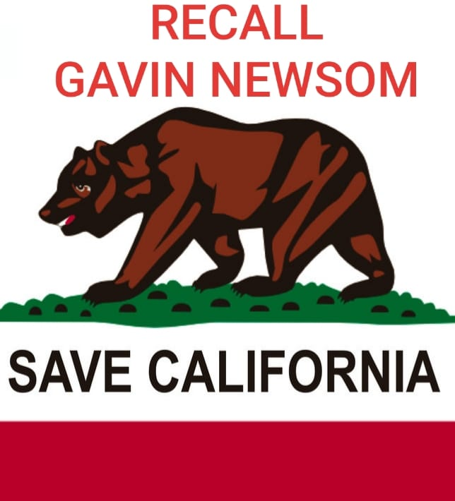 Californians Submit Notice Of Intent To Recall Governor Newsom - Canyon News