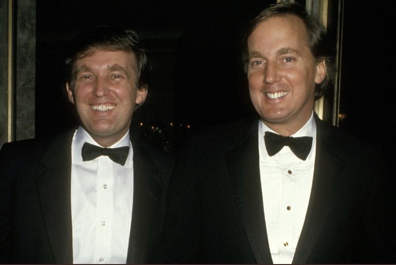 President Trump's Brother, Robert Trump, Hospitalized - Canyon News